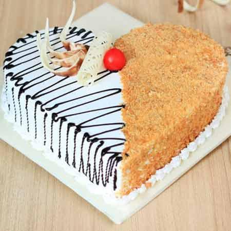 Better Half Cake
