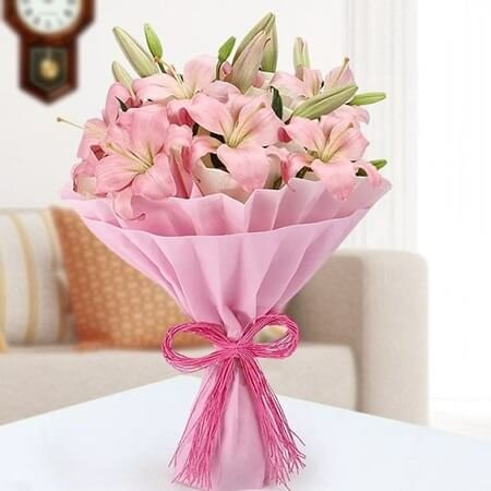Pink Lily Love
