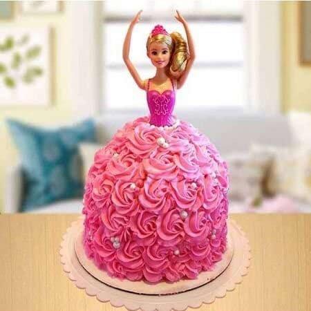 Barbie the Kids Cake