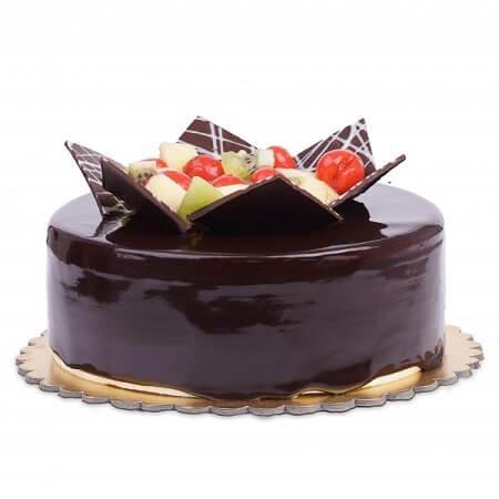 Chocolate Fruit Bliss