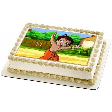 Chota Bheem Kids Cake