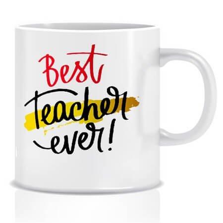 Best Ever Teacher