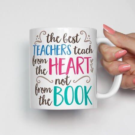 Teachers Day Quote Mug