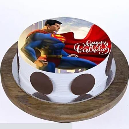 Superman Kids Cake