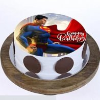 Superman Kids Cake