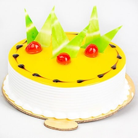 Fruity Pineapple Cake