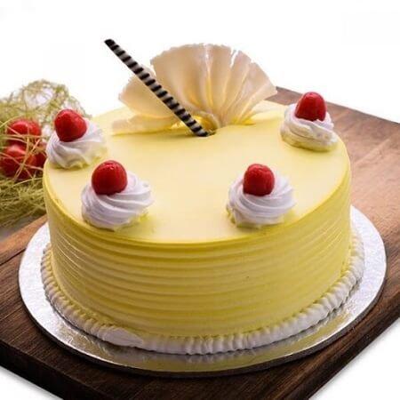 Cherry Pineapple Cake