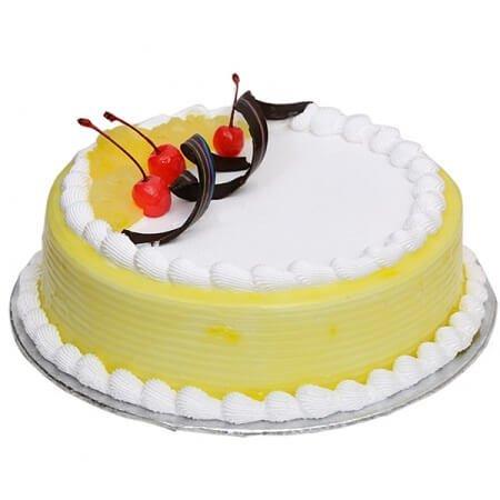 Yum Pineapple Cake