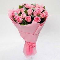Graceful Pink Roses