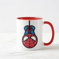 Cute SpiderMan Mug