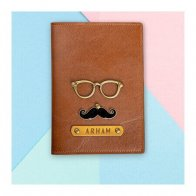 Mens Fav Passport Cover