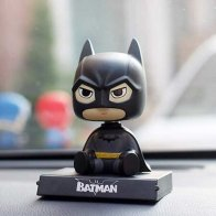 Batman in Car
