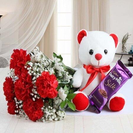 Carnations Valentine