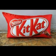 KitKat Cushions