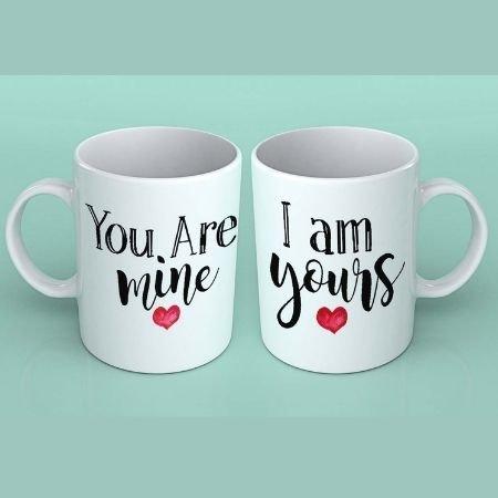 Mine N Yours Mugs