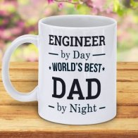 Engineer Dad Mug
