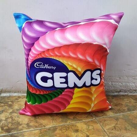 Gems Cushion