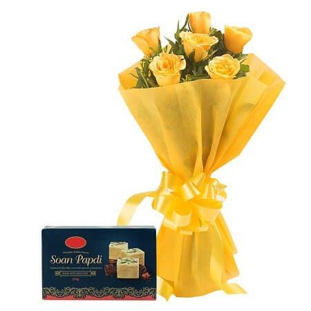 Roses & Papdi