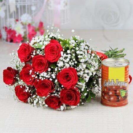 Roses & Gulab Jamuns