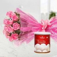Roses & Rasgulla