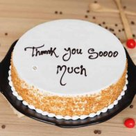 Thank U Cake