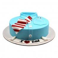Dad Fondant Cake