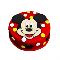 Mickey Mouse Design Cake
